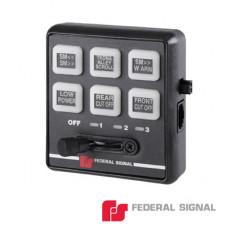 Controlador Serial de 6 Botones para Barras de Luces.