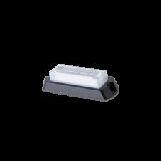 Luz Auxiliar Ultra Brillante X13 de 4 LEDs, color Azul.
