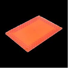 Domo Central de reemplazo para barra de luces X67A, Color Ámbar
