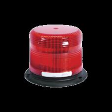 Burbuja Clase II Brillante Serie X79 color Rojo, Montaje Permanente