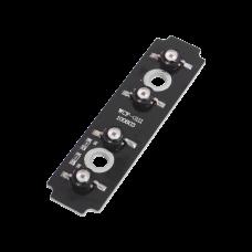 Tablilla de reemplazo con 4 LED Azul para XLL1088