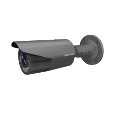Bala IP 2 Megapixel / Lente Mot. 2.8 a 12 mm / 30 mts IR / WDR 120dB / IP67 /  Hik-Connect P2P / Exterior / PoE / Color negro