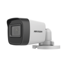 Bala TurboHD 2 Megapixel / Gran Angular 106° / Lente 2.8 mm / Audio por coaxitron / 30 mts IR EXIR / Exterior IP67 / 4 Tecnologías / dWDR