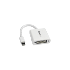 Adaptador Mini DisplayPort a DVI-I, soporta 1080P