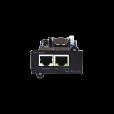 Tarjeta de administración remota para UPS CyberPower modelos PR y OR