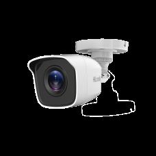 Bullet TURBOHD 720p / Gran Angular 92º / Lente 2.8 mm / CLIMAS EXTREMOS / IR EXIR Inteligente 20 mts / Exterior IP66 / dWDR / TVI-AHD-CVI-CVBS