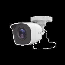 Bullet TURBO 1080p / Gran Angular 103º / Lente 2.8 mm / METAL / IR EXIR Inteligente 20 mts / Exterior IP66 / dWDR / TVI-AHD-CVI-CVBS