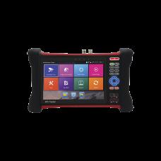 Probador de Vídeo Android con Pantalla LCD de 7 para IP ONVIF / HD-TVI 8MP (TurboHD) / Análogo, ONVIF, Wi-Fi, Scanner IP, WiFi, entrada HDMI/Medidor de potencia optica