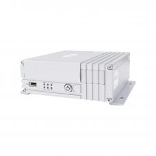 Vídeo Grabador Móvil AHD, incluye módulos de  3G, GPS y WIFI. Soporta 4 canales hasta 2MP.